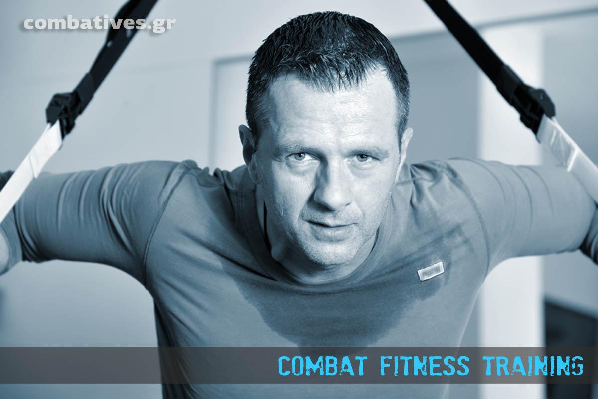 Combat Fitness Training