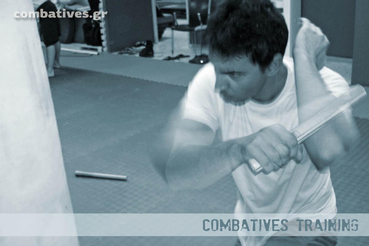 Μαθήματα Combatives