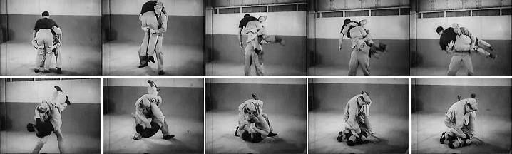 Τεχνικές Combatives ιαπωνικής καταγωγής