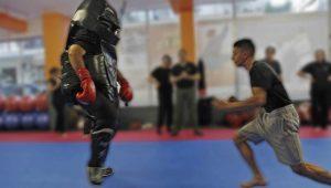 Ασκητής Combatives 360˚