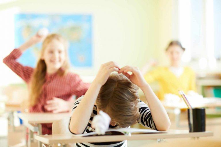 Τα κίνητρα εφαρμογής bullying