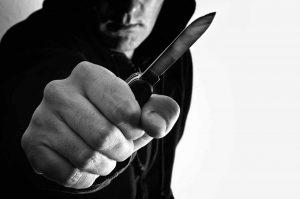 Αυτοάμυνα και μαχαίρι