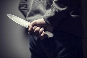 Η Εγκληματική βία δεν είναι καυγάς