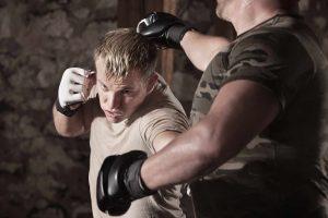 MMA (Μεικτές Πολεμικές Τέχνες)