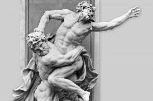 Ελληνορωμαϊκή πάλη