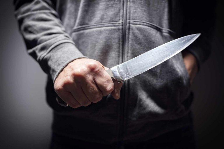 Απειλή Μαχαιριού