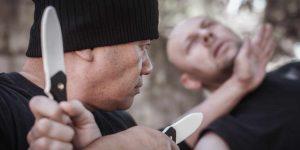 Εκπαίδευση μάχης με μαχαίρι