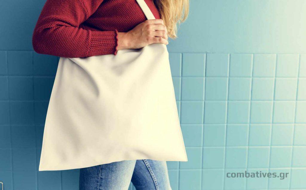 Η γυναικεία τσάντα ως όπλο